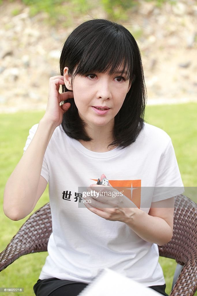 Vivian Chow Attends Charity Walk In Hong Kong