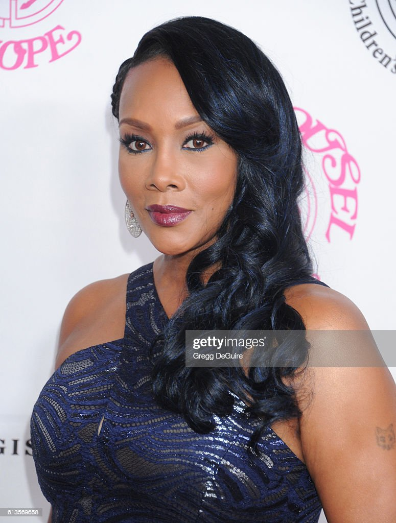 Actress Vivica A. Fox arrives at the 2016 Carousel Of Hope Ball at The Beverly Hilton Hotel on October 8, 2016 in Beverly Hills, California.
