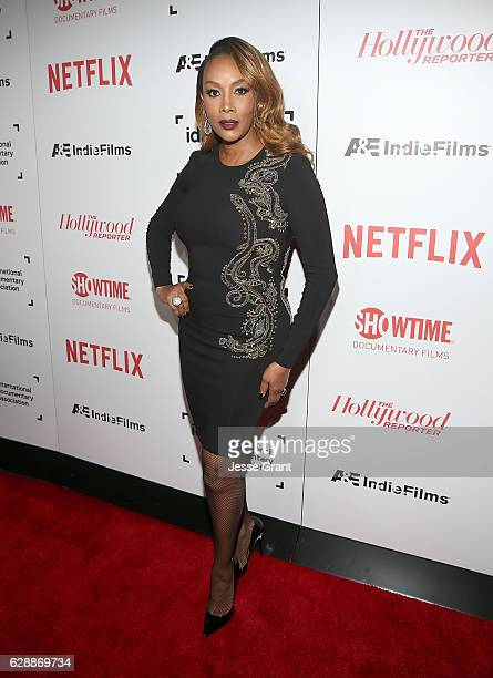 Actress Vivica A Fox attends the 32nd Annual IDA Documentary Awards held at Paramount Studios on December 9 2016 in Hollywood California