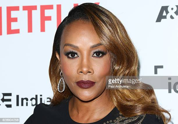 Actress Vivica A Fox attends the 32nd annual IDA Documentary Awards at Paramount Studios on December 9 2016 in Hollywood California