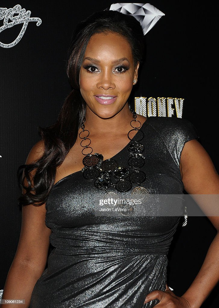 Actress Vivica A. Fox attends the Cash Money Records annual Pre-Grammy Awards party at The Lot on February 12, 2011 in West Hollywood, California.
