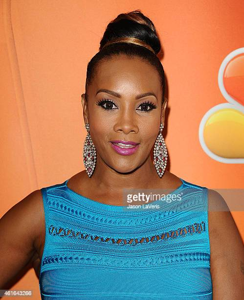 Actress Vivica A Fox attends the NBCUniversal 2015 press tour at The Langham Huntington Hotel and Spa on January 16 2015 in Pasadena California