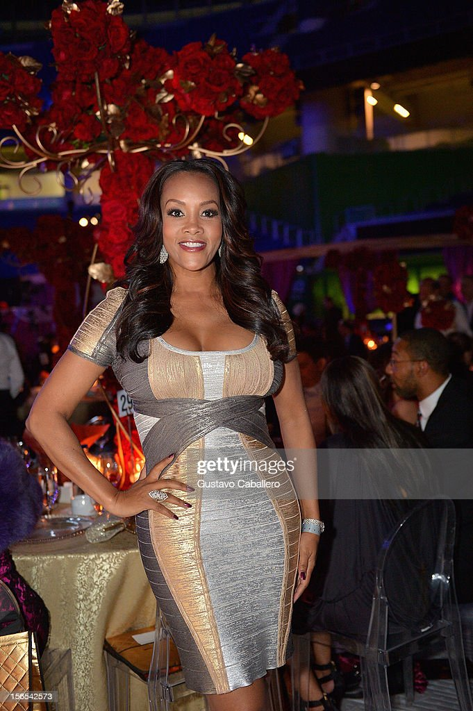 Actress Vivica A. Fox attends the Zenith Watches Best Buddies Miami Gala at Marlins Park on November 16, 2012 in Miami, Florida.