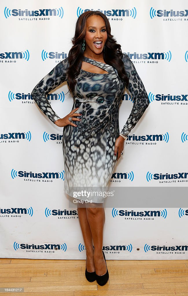 Celebrities Visit SiriusXM Studio