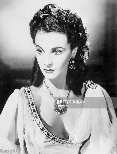 Actress Vivien Leigh as 'Anna Karenina' 1948