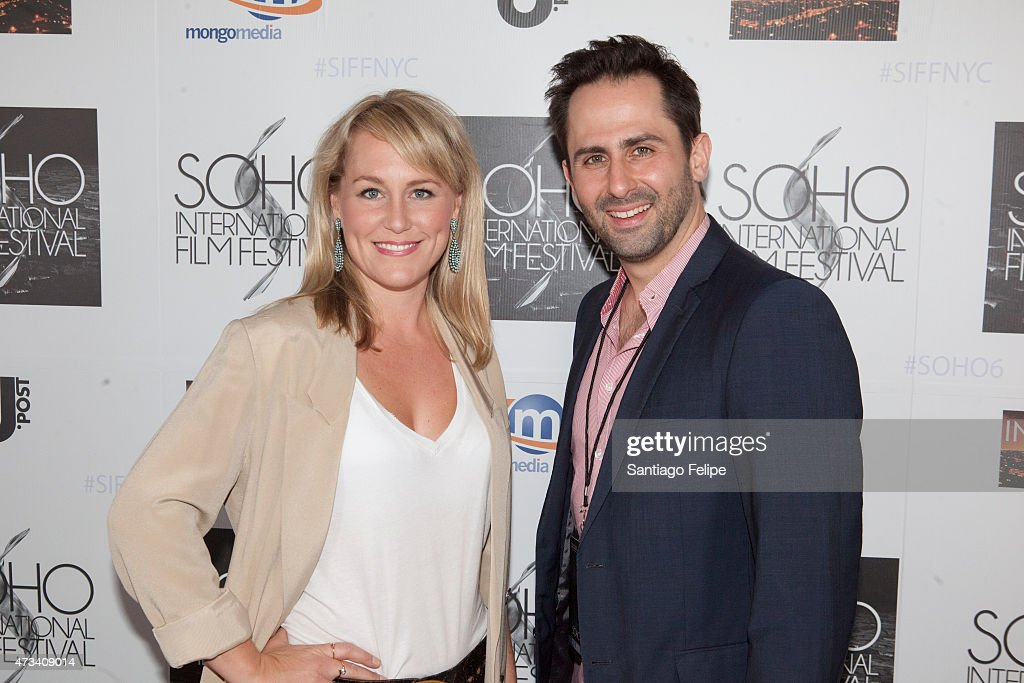 Actress Wallis Murphy-Munn and Producer Richard Di Gregorio attend SOHO International Film Festival Film 2015 at Village East Cinema on May 14, 2015 in New York City.