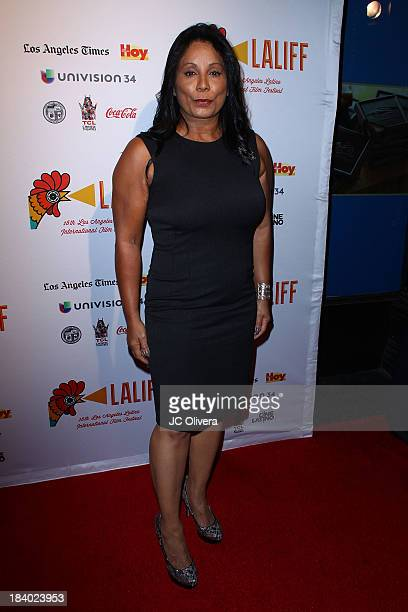 Actress Wanda De Jesus attends The 2013 Los Angeles Latino International Film Festival Opening Night Gala Premiere of Pablo at the El Capitan Theatre...