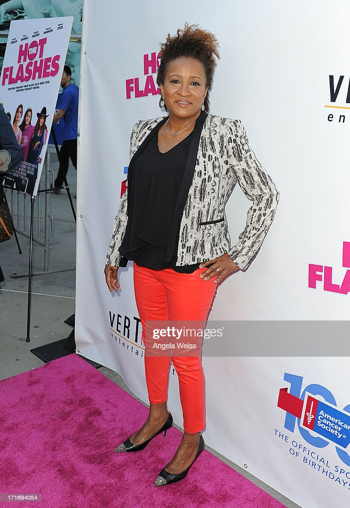 """Premiere Of """"The Hot Flashes"""" - Red Carpet : News Photo"""