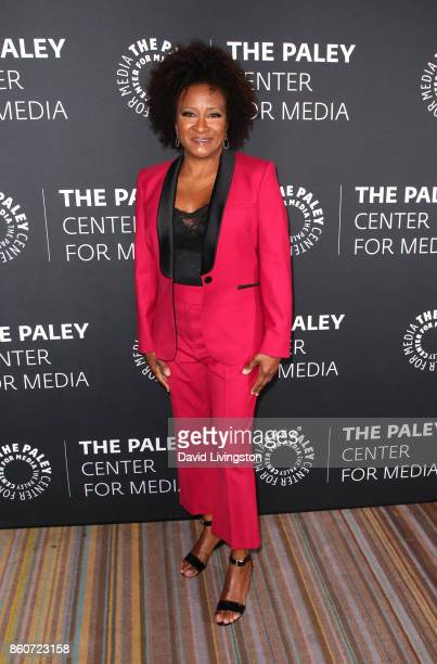 Actress Wanda Sykes attends Paley Honors in Hollywood A Gala Celebrating Women in Television at the Beverly Wilshire Four Seasons Hotel on October 12...