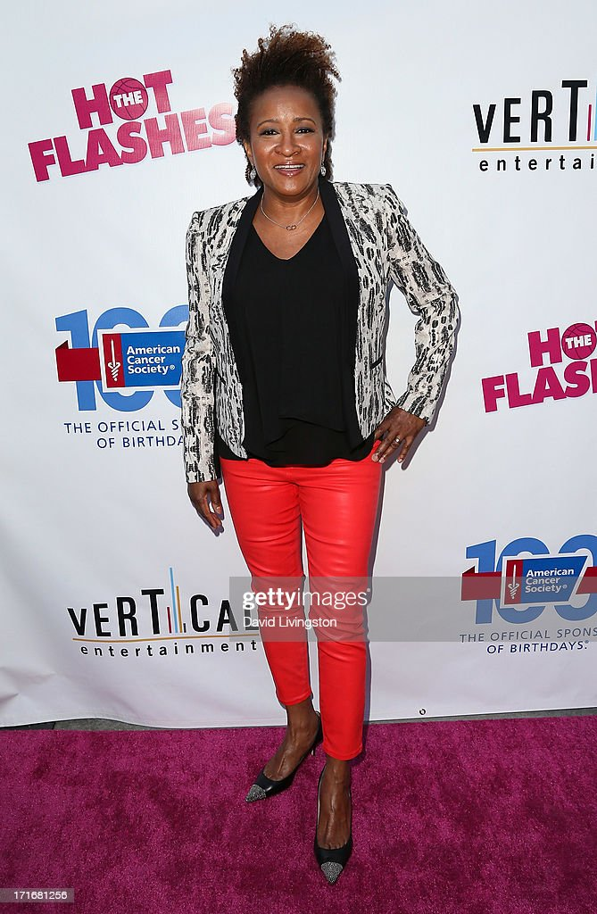 Actress Wanda Sykes attends the premiere of 'The Hot Flashes' at ArcLight Cinemas on June 27, 2013 in Hollywood, California.