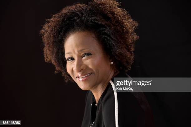 Actress Wanda Sykes is photographed for Los Angeles Times on August 8 2017 in Los Angeles California PUBLISHED IMAGE CREDIT MUST READ Kirk McKoy/Los...