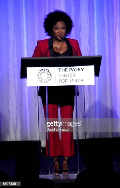 Actress Wanda Sykes speaks at Paley Honors in Hollywood A Gala Celebrating Women in Television at the Beverly Wilshire Four Seasons Hotel on October...