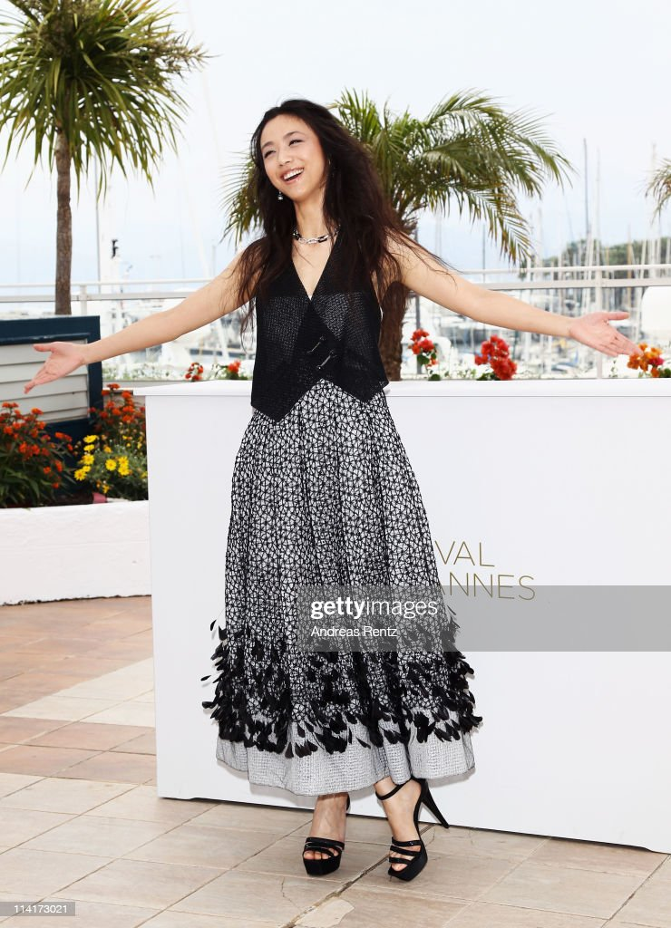 Actress Wei Tang attends the 'Wu Xia' Photocall at the Palais des Festivals during the 64th Cannes Film Festival on May 14, 2011 in Cannes, France.