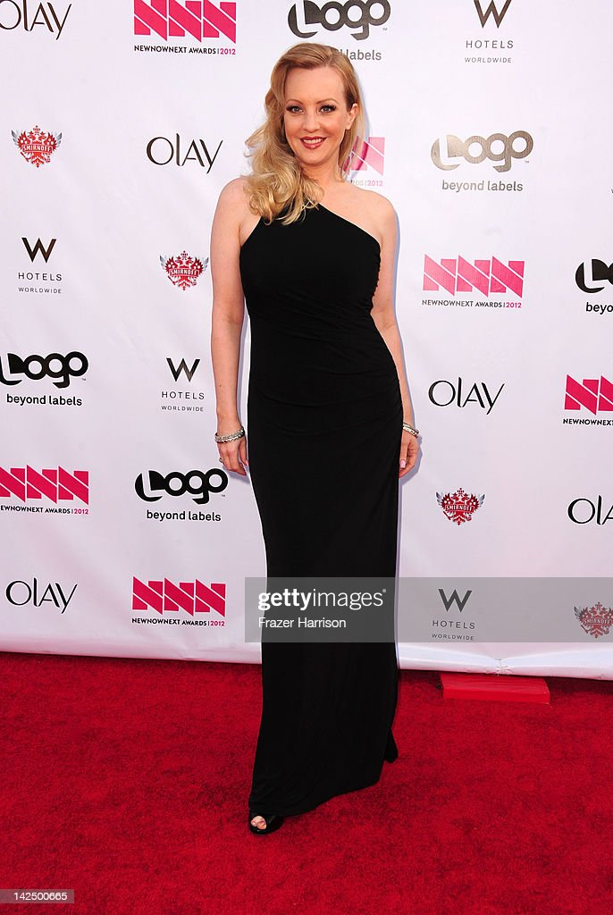 Actress Wendi Mclendon-Covey attends Logo's 'NewNowNext Awards' 2012 at Avalon on April 5, 2012 in Hollywood, California.