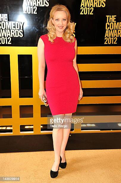 Actress Wendi McLendonCovey attends The Comedy Awards 2012 at Hammerstein Ballroom on April 28 2012 in New York City