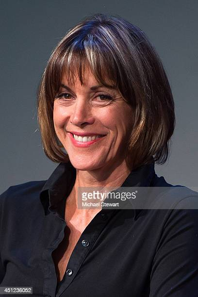 Actress Wendie Malick attends 'Meet The Cast Hot In Cleveland' at Apple Store Soho on June 25 2014 in New York City
