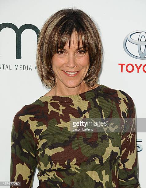 Actress Wendie Malick attends the 2014 Environmental Media Awards at Warner Bros Studios on October 18 2014 in Burbank California