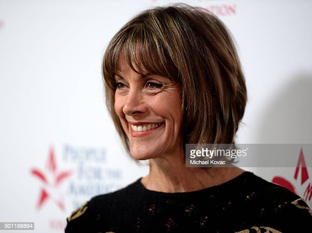 Actress Wendie Malick attends the 2015 Annual Spirit Of Liberty Awards Dinner at the Beverly Wilshire Four Seasons Hotel on December 12 2015 in...