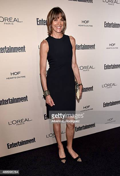 Actress Wendie Malick attends the 2015 Entertainment Weekly PreEmmy Party at Fig Olive Melrose Place on September 18 2015 in West Hollywood California