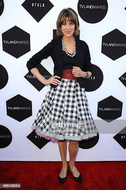 Actress Wendie Malick attends the 2015 TV LAND Awards at Saban Theatre on April 11 2015 in Beverly Hills California