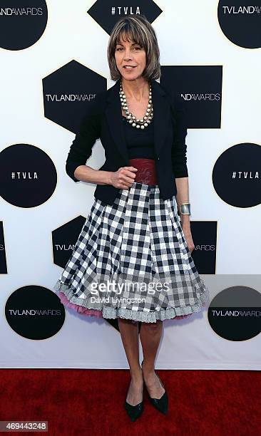 Actress Wendie Malick attends the 2015 TV Land Awards at the Saban Theatre on April 11, 2015 in Beverly Hills, California.