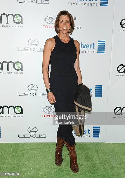 Actress Wendie Malick attends the 26th annual EMA Awards at Warner Bros Studios on October 22 2016 in Burbank California