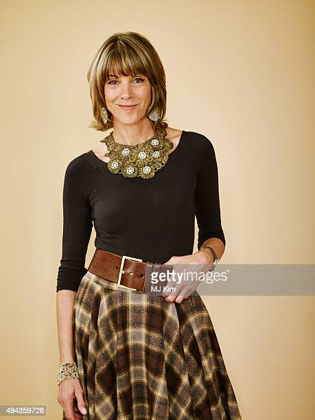 Actress Wendie Malick is photographed at the 25th Annual EMA Awards Presented By Toyota And Lexus at Warner Bros Studios on October 24 2015 in Los...