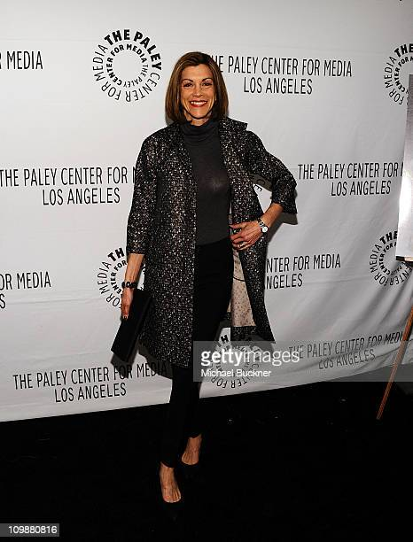 """Actress Wendy Malick attends the Paley Center For Media's Paleyfest 2011 Event Honoring """"Hot In Cleveland"""" at the Saban Theatre on March 8, 2011 in..."""