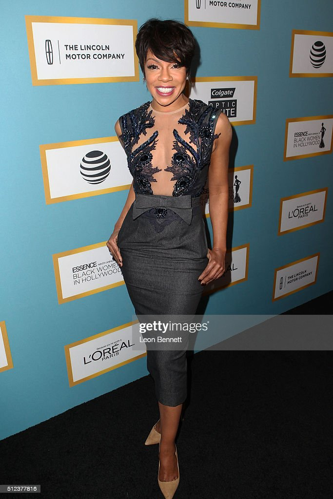 Essence 9th Annual Black Women In Hollywood - Arrivals : News Photo