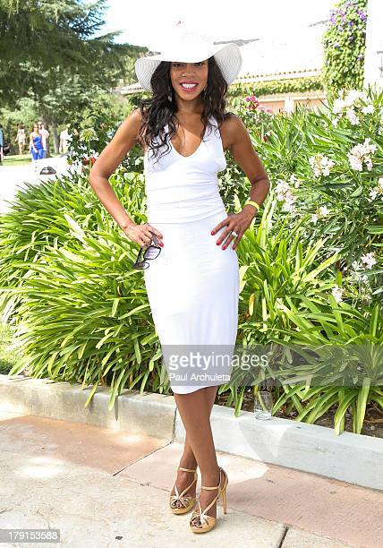 """Actress Wendy Raquel Robinson attends the Reed For Hope Foundation's 11th annual """"Sunshine Beyond Summer"""" celebration on August 31, 2013 in Westlake..."""