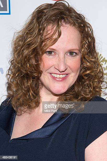 Actress Wendy Rich Stetson attends the opening night party for Act One at The Plaza Hotel on April 17 2014 in New York City