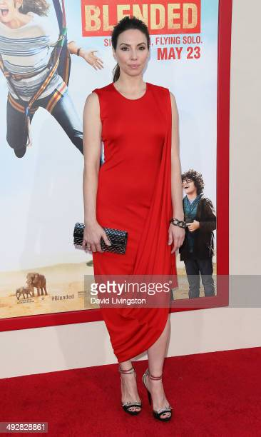 Actress Whitney Cummings attends the Los Angeles premiere of 'Blended' at the TCL Chinese Theatre on May 21 2014 in Hollywood California