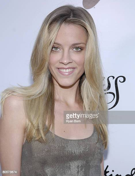 Actress Whitney Heard arrives at the Los Angeles premiere of Remember The Daze on April 8 2008 at The Egyptian Theater in Los Angeles California
