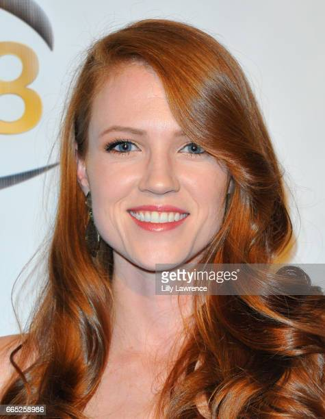 Actress Whitney Hoy arrives at the 8th Annual Indie Series Awards at The Colony Theater on April 5 2017 in Burbank California