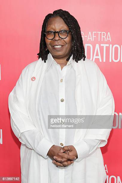 Actress Whoopi Goldberg attends the grand opening Of SAG-AFTRA Foundation's Robin Williams Center on October 5, 2016 in New York City.