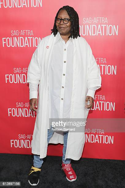 Actress Whoopi Goldberg attends the grand opening Of SAGAFTRA Foundation's Robin Williams Center on October 5 2016 in New York City
