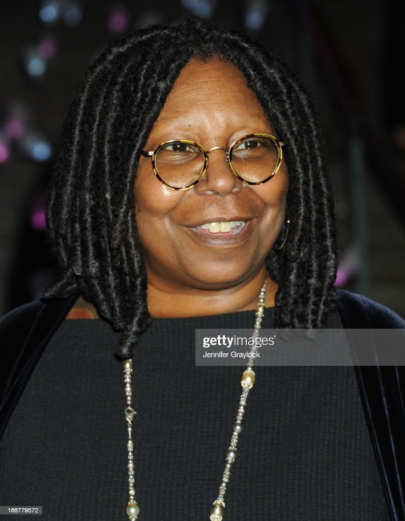 Actress Whoopi Goldberg attends the Vanity Fair Party 2013 Tribeca Film Festival Opening Night Party held at the New York State Supreme Courthouse on April 16, 2013 in New York City.