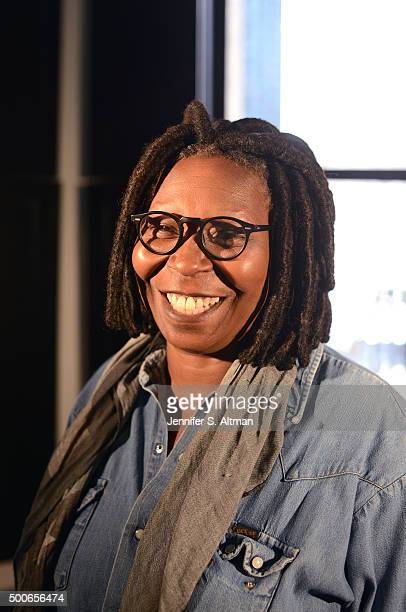 Actress Whoopi Goldberg is photographed for Los Angeles Times on September 24 2015 in New York City