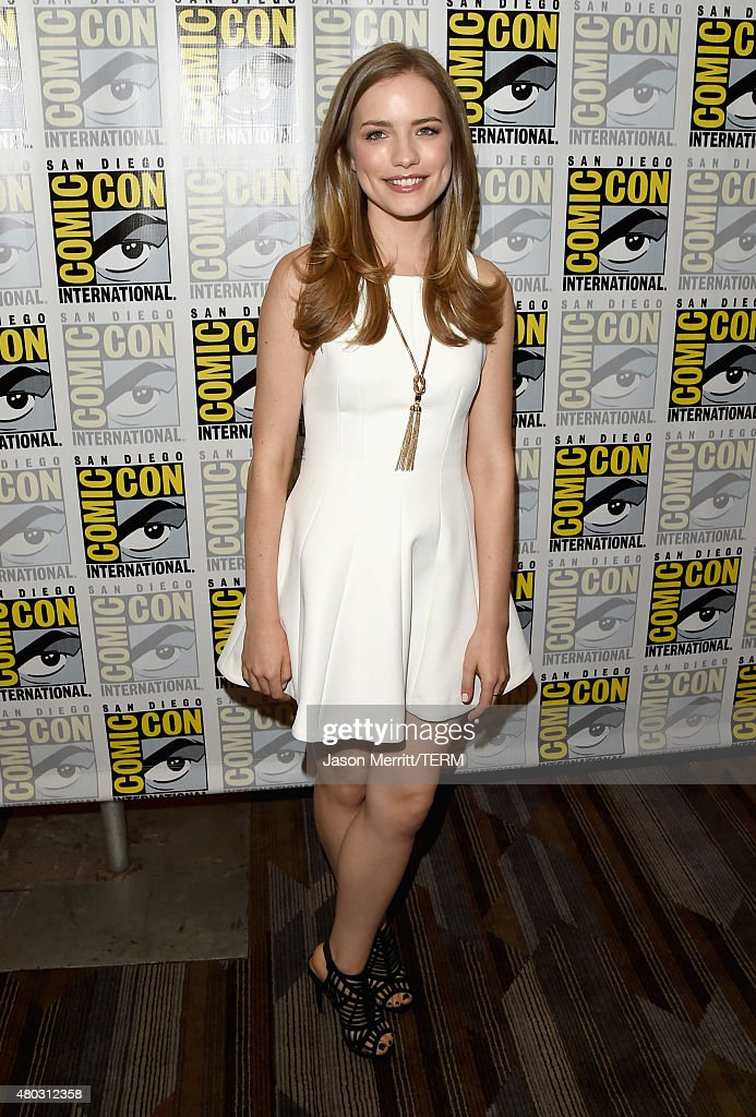 "Comic-Con International 2015 - ""Scream"" Press Room : News Photo"