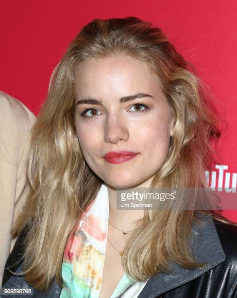 Actress Willa Fitzgerald attends the screening of Impulse hosted by YouTube at The Roxy Cinema on June 7 2018 in New York City