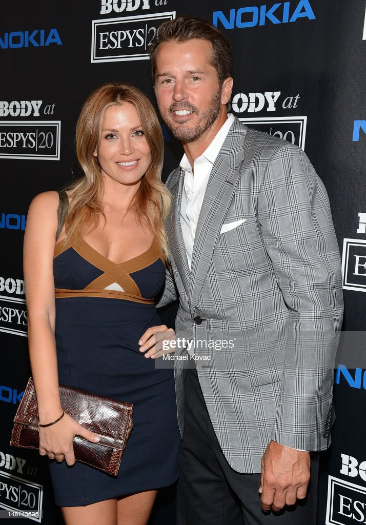 """ESPN The Magazine 4th Annual """"Body Issue"""" Party"""