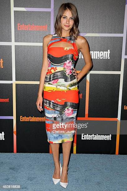 Actress Willa Holland arrives at Entertainment Weekly's Annual Comic Con Celebration at Float at Hard Rock Hotel San Diego on July 26 2014 in San...