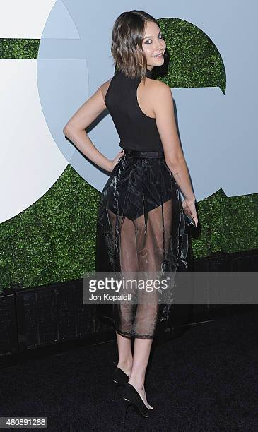 Actress Willa Holland arrives at the 2014 GQ Men Of The Year Party at Chateau Marmont on December 4 2014 in Los Angeles California