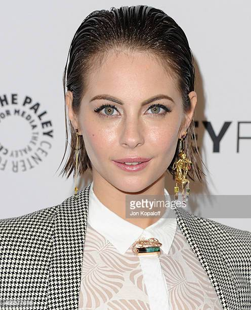 Actress Willa Holland arrives at The Paley Center For Media's 32nd Annual PALEYFEST LA Arrow And The Flash at Dolby Theatre on March 14 2015 in...