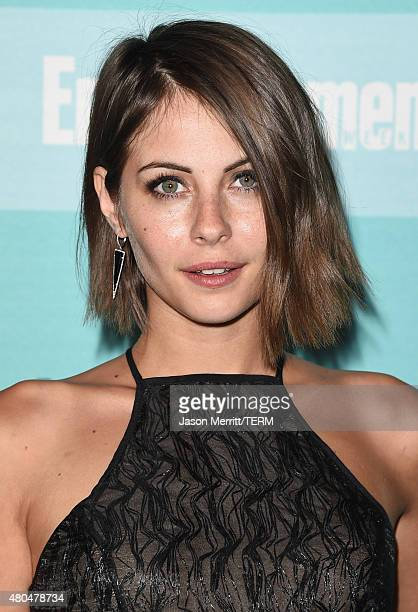 Actress Willa Holland attends Entertainment Weekly's ComicCon 2015 Party sponsored by HBO Honda Bud Light Lime and Bud Light Ritas at FLOAT at The...