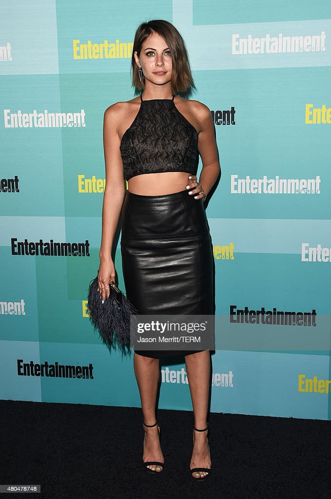 Actress Willa Holland attends Entertainment Weekly's Comic-Con 2015 Party sponsored by HBO, Honda, Bud Light Lime and Bud Light Ritas at FLOAT at The Hard Rock Hotel on July 11, 2015 in San Diego, California.