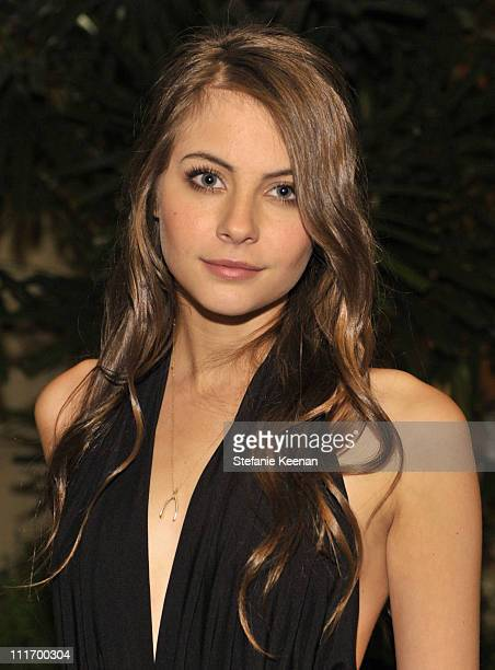 Actress Willa Holland attends the 16th Annual ELLE Women in Hollywood Tribute at the Four Seasons Hotel on October 19 2009 in Beverly Hills California