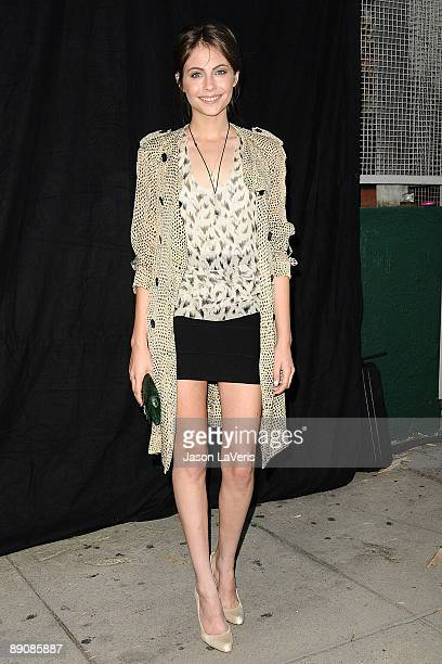 Actress Willa Holland attends the one year anniversary of the 3.1 Phillip Lim store on July 15, 2009 in West Hollywood, California.