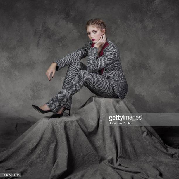 Actress Willow Shields poses for a portrait at the Savannah Film Festival on November 4 2017 at Savannah College of Art and Design in Savannah Georgia