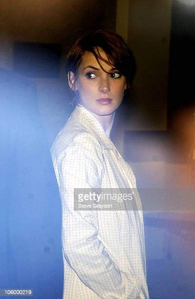 Actress Winona Ryder arrives at Beverly Hills Superior Court for a court hearing on her shoplifting trial The judge went along with a prosecution...